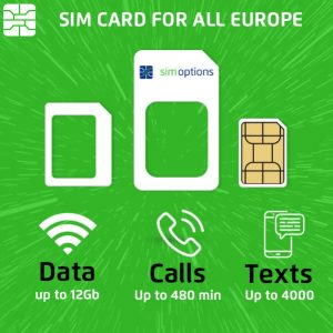 europe data sim prepaid - Prepaid Sim Card Europe Data