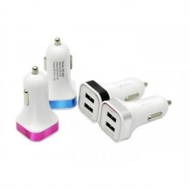 simoptions dual car charger