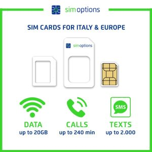 Italy Prepaid Sim Cards