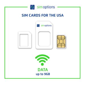 Data Sim USA