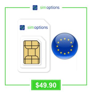 Sim Cards for all Europe