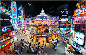 trip favorite South Korea