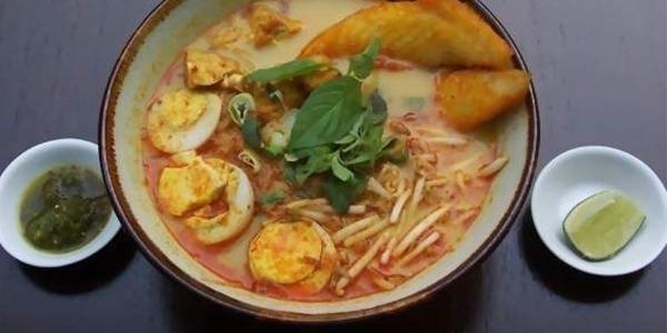 katong laksa soup singapore best travel destination for food