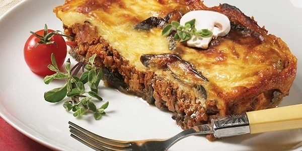 moussaka greece dish for food lovers