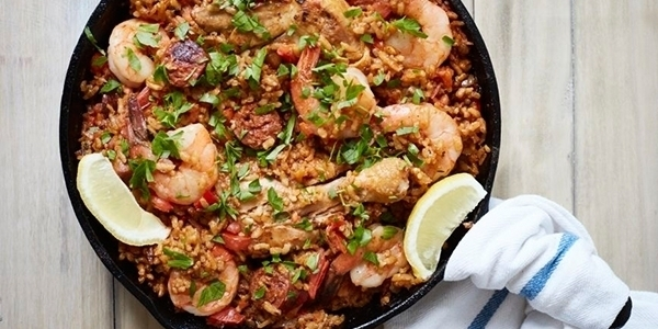 paella spain best place to travel for food
