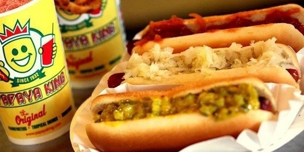 papaya king new york the best food city in the world