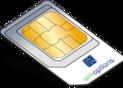 prepaid sim card from simoptions