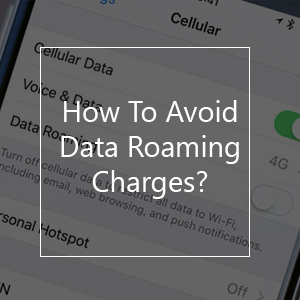 How To Avoid Roaming Charges? - Tips & Tricks | SimOptions