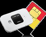 Smart Combi Tarjeta SIM Bruselas