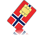 Smart Gold SIM Card Oslo