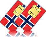 Smart Comfort XL SIM Card Oslo