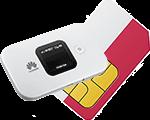 Smart Combi Tarjeta SIM Cracovia