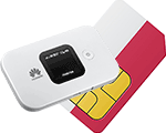 Smart Combi SIM Card Krakow