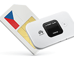 Smart Combi SIM Card Prague