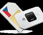 Smart Combi SIM Card Czech Republic