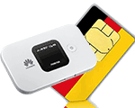 Smart Combi SIM Card Cologne