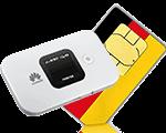 Smart Combi Tarjeta SIM Colonia