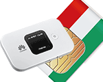 Smart Combi SIM Card Budapest