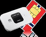 Smart Combi SIM Card Norway