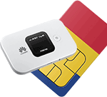 Sim Card Bucharest pocket wifi