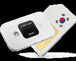 Sim Card Seoul pocket wifi