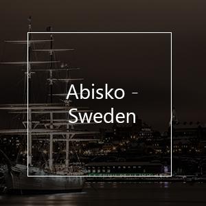 best city europe abisko sweden