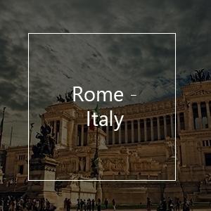 best city europe rome italy