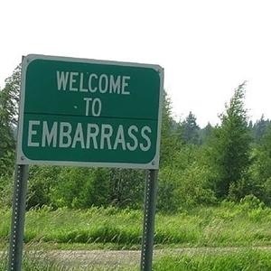 nombres de ciudades más extraños embarrass minnesota