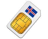 Smart Gold SIM Card Reykjavik