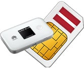 Smart Combi SIM Card Latvia