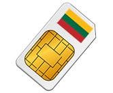 Smart Gold SIM Card Vilnius