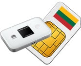 Smart Combi SIM Card Vilnius