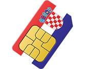 Smart Gold SIM Card Croatia