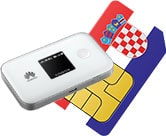 Smart Combi SIM Card Croatia