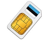 Smart Gold SIM Card Estonia