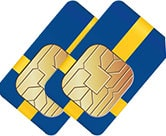 Smart Comfort XL SIM Card Stockholm