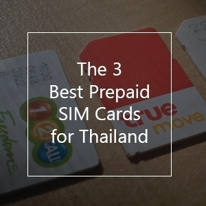 best prepaid sim card for thailand