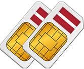 Smart Comfort XL Tarjeta SIM Riga