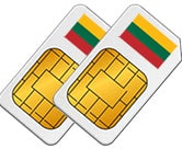 Smart Comfort XL Tarjeta SIM Lituania