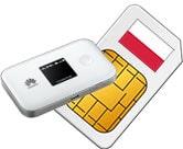 Smart Combi Tarjeta SIM Varsovia