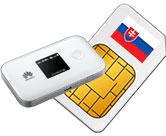 Smart Combi Tarjeta SIM Eslovaquia