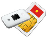 Smart Combi Tarjeta SIM Hanoi