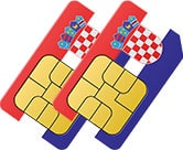 Smart Comfort XL Tarjeta SIM Croacia