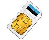 Smart Gold Tarjeta SIM Estonia