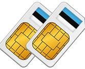 Smart Comfort XL Tarjeta SIM Estonia