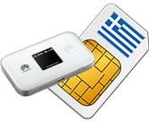 Smart Combi Tarjeta SIM Santorini
