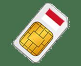 Smart Gold SIM Card Bali