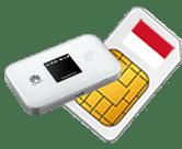 Smart Combi SIM Card Bali