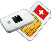Smart Combi Tarjeta SIM Zurich