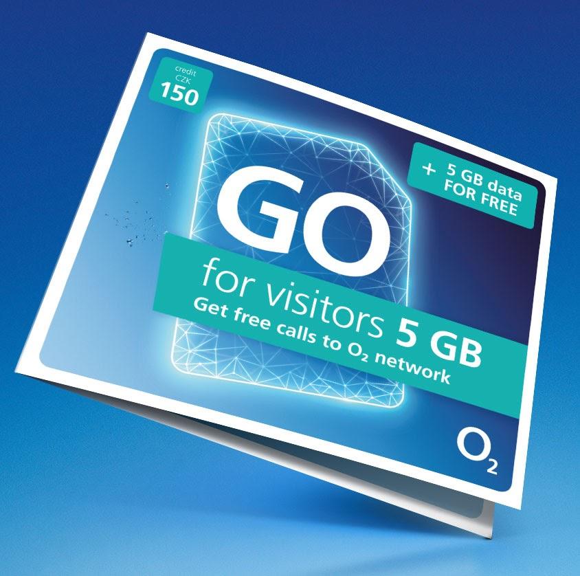 Jetzt die O2 Go Card mit 5GB Daten kaufen